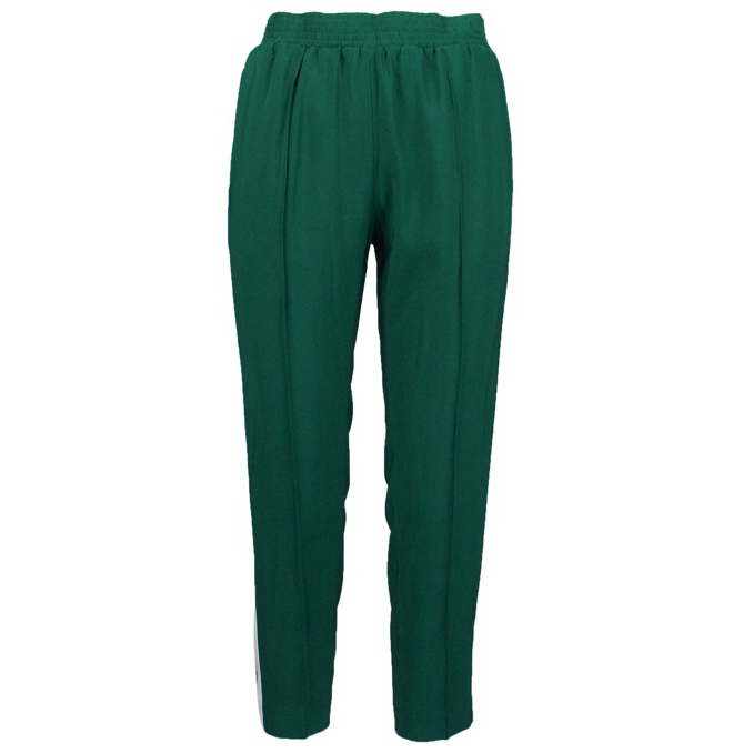 Trousers with side band Green bottle Twin-Set