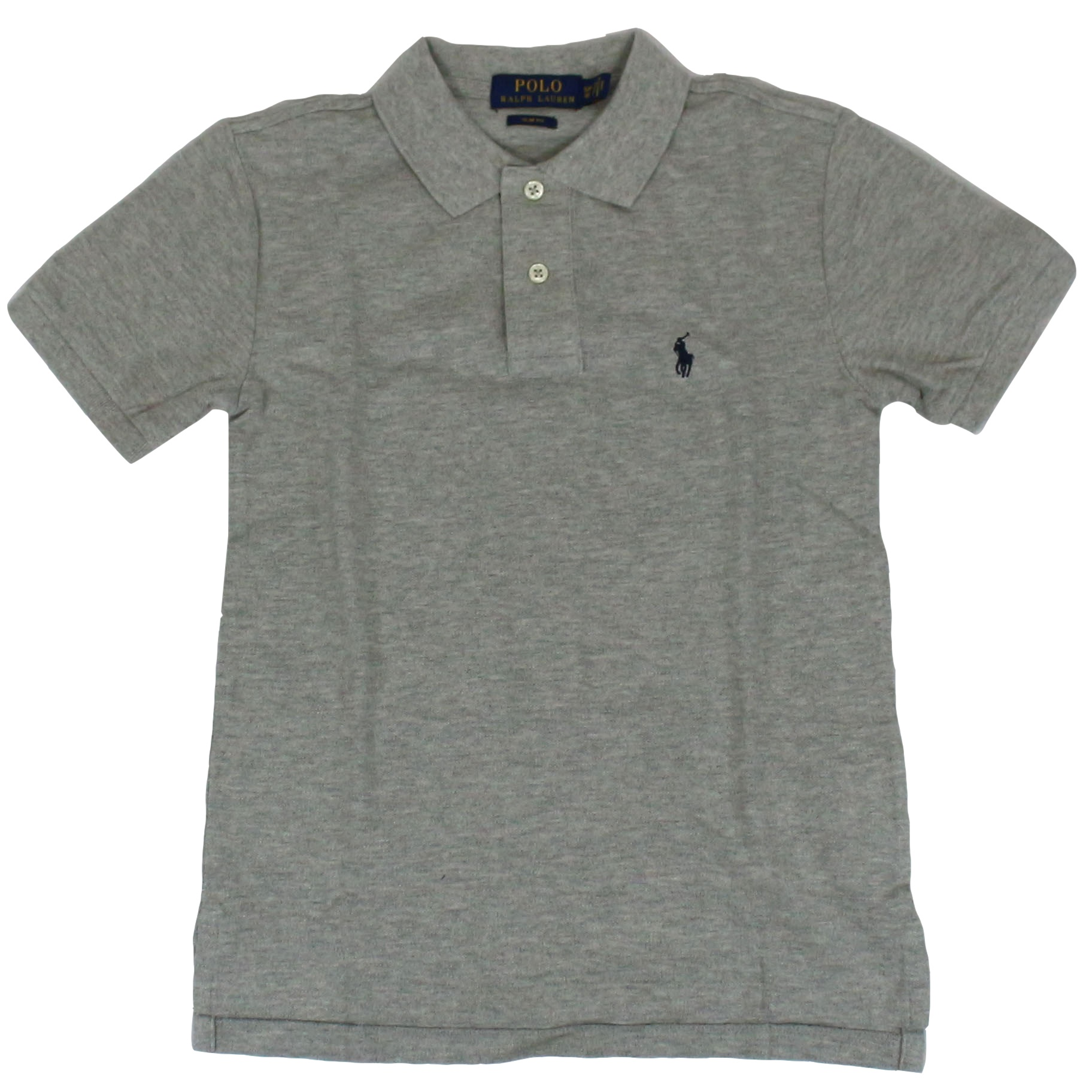 size 40 927ae de029 2 button cotton polo shirt