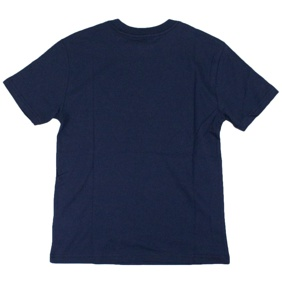 T-shirt with contrasting logo embroidery Blue Polo Ralph Lauren
