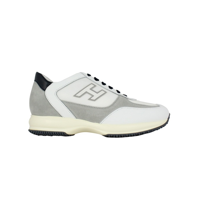 67bd769442aa Sneakers new Interactive H Flock White   gray Hogan