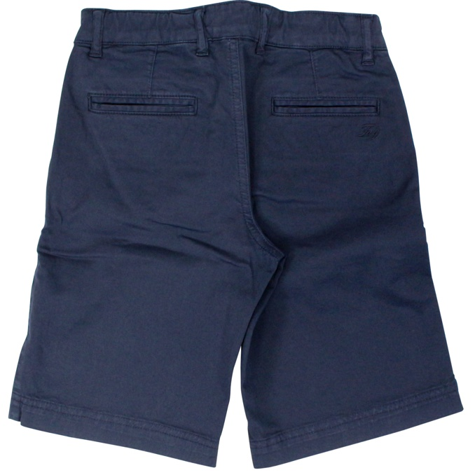 Classic cotton shorts Blue Fay