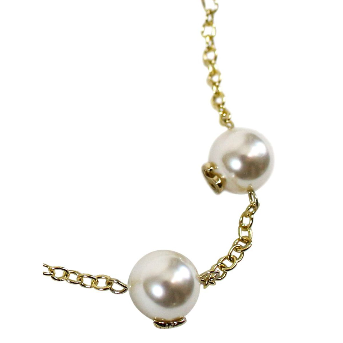 Collana con perline Oro Twin-Set