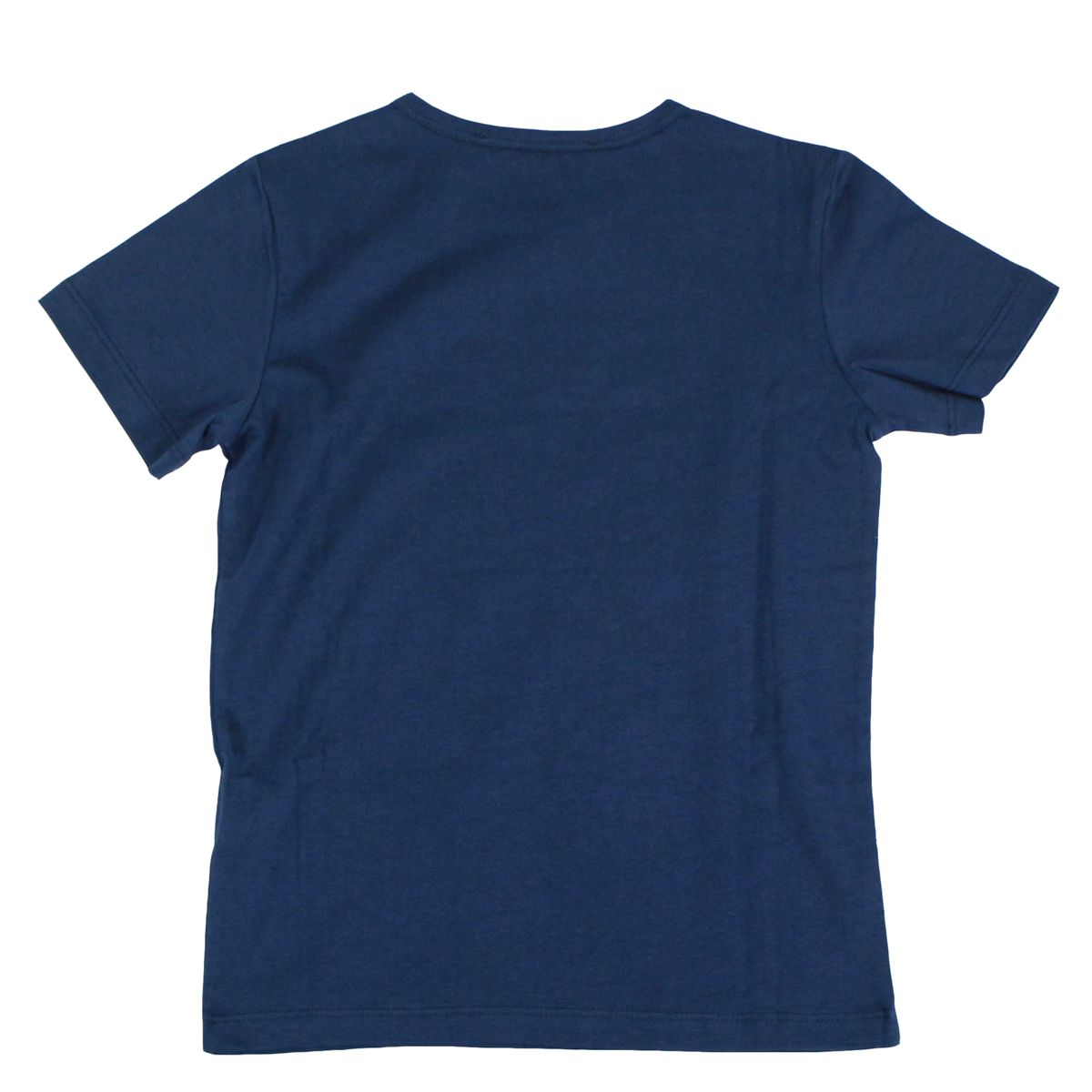 T-shirt with front logo print Blue Bikkembergs