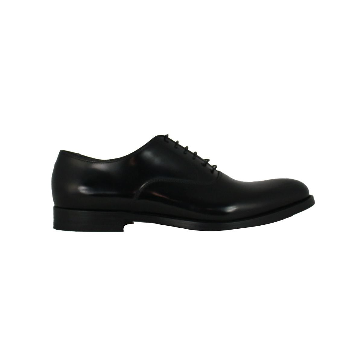 Oxford lace up Black Doucal's