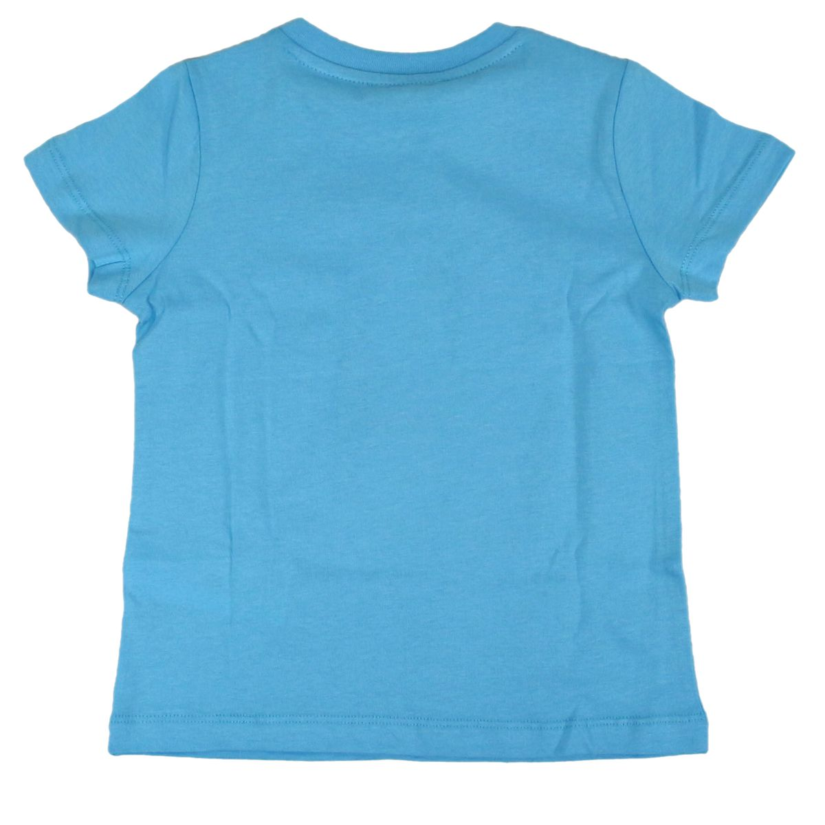 T-shirt with central logo Light blue Bikkembergs