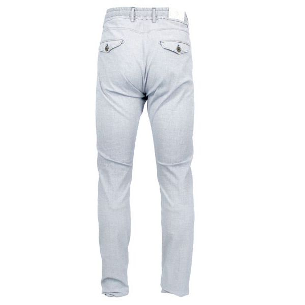 Jogging trousers with america pockets Blue Eleventy
