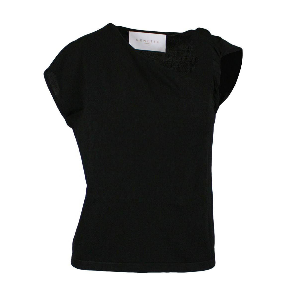 Moo shirt Black NENETTE