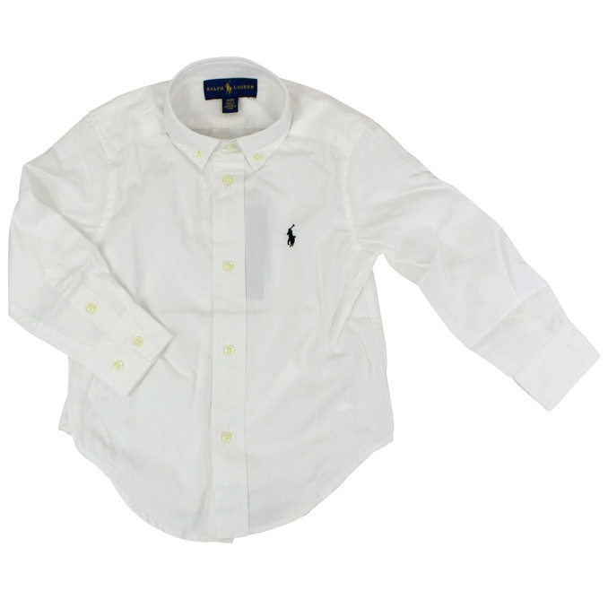 buy online e85af 10a04 Cotton shirt with logo