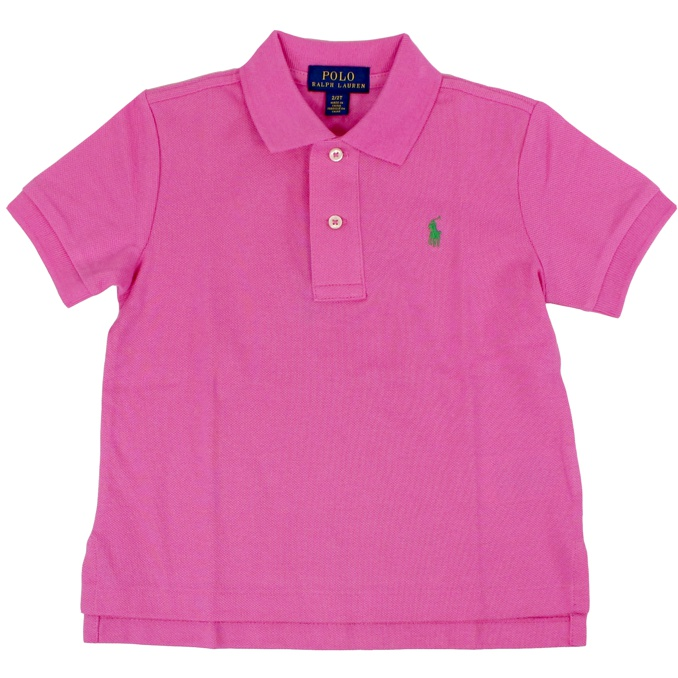 ca2de8e4 Basic polo with logo Rose, Polo Ralph Lauren 321703632 - CapoSerio.com