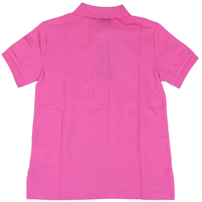 Cotton polo shirt with short sleeves Rose Polo Ralph Lauren