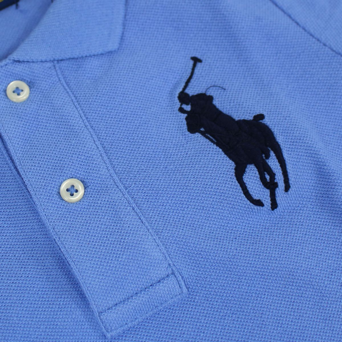 Polo big pony Azzurro Polo Ralph Lauren