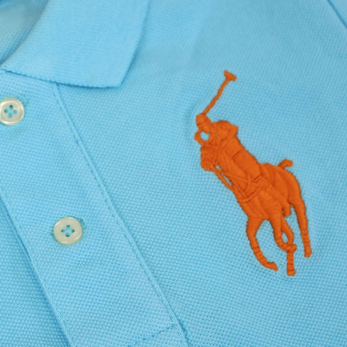 Polo big pony Turchese Polo Ralph Lauren
