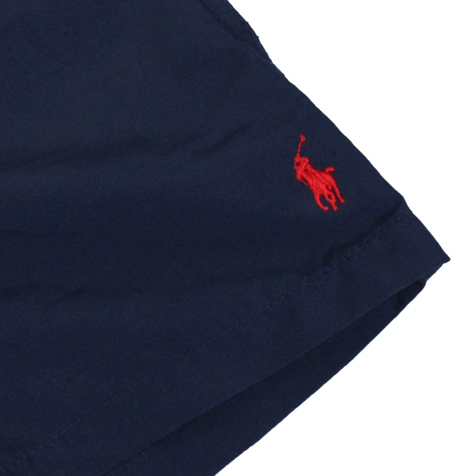 Boxer with logo embroidery Blue Polo Ralph Lauren