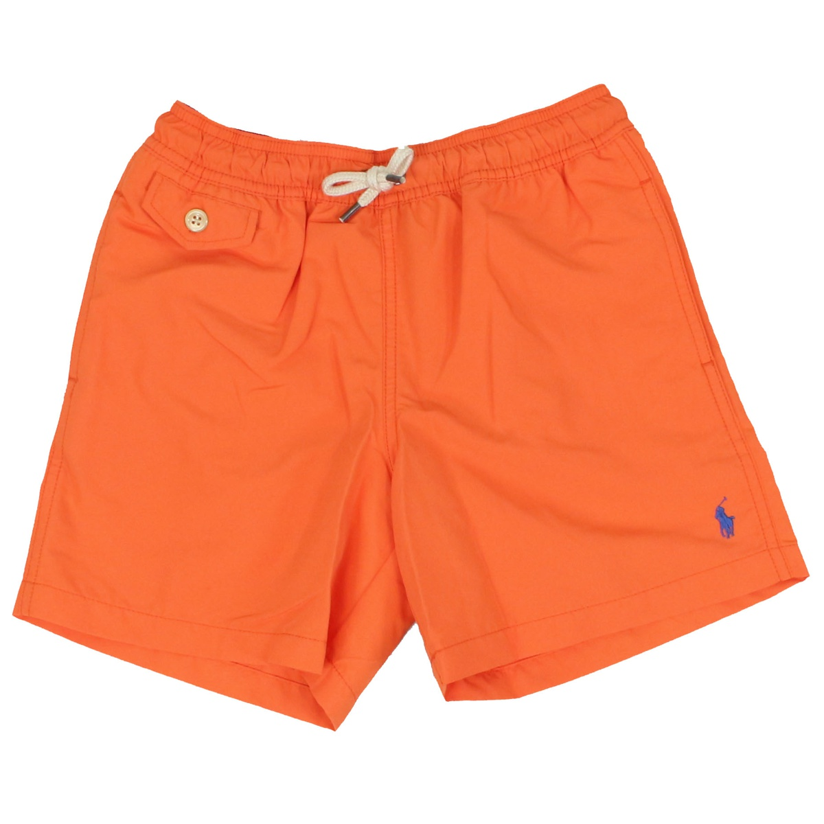 Boxer with logo embroidery Orange Polo Ralph Lauren