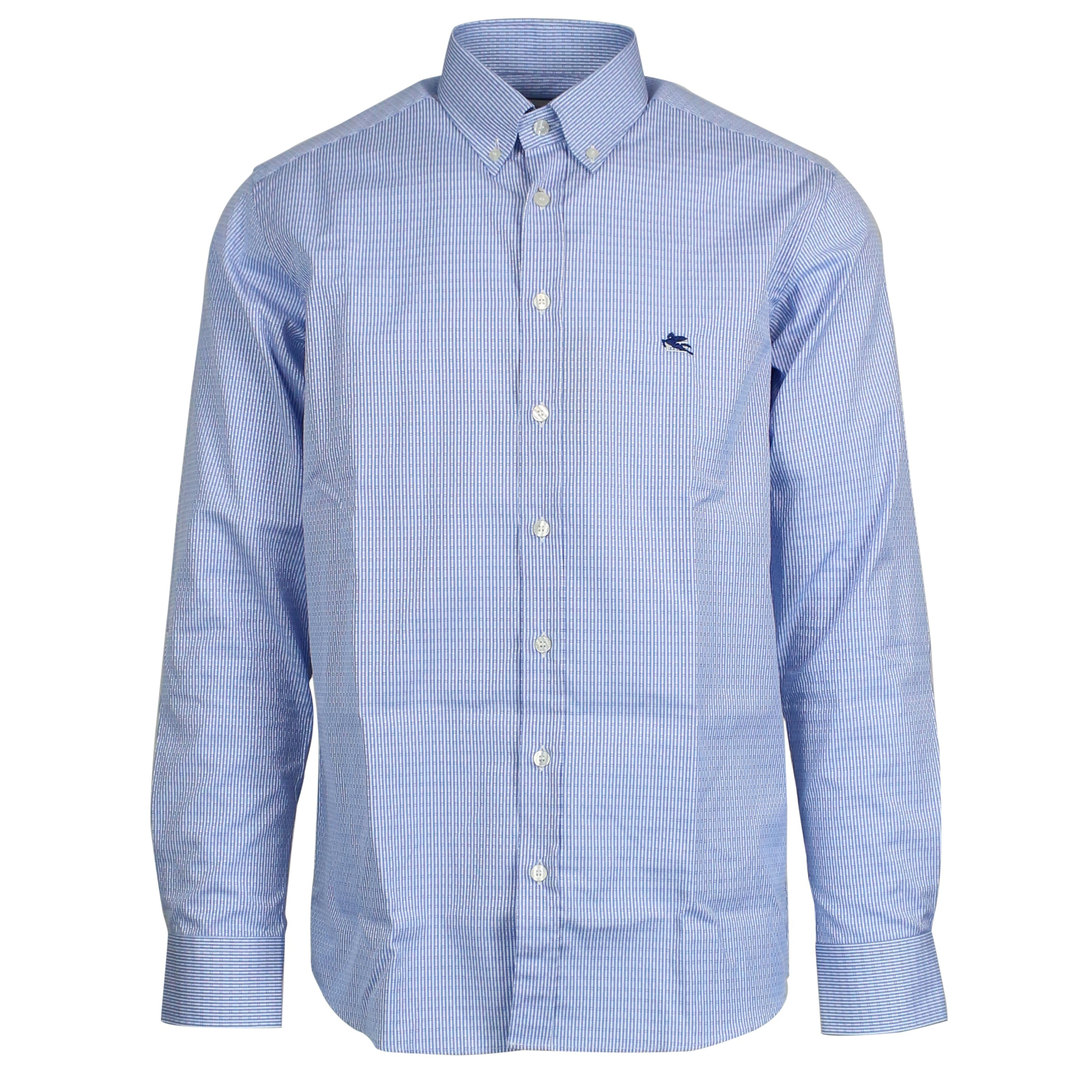 finest selection 04b40 f35ac Camicia regular fit con logo