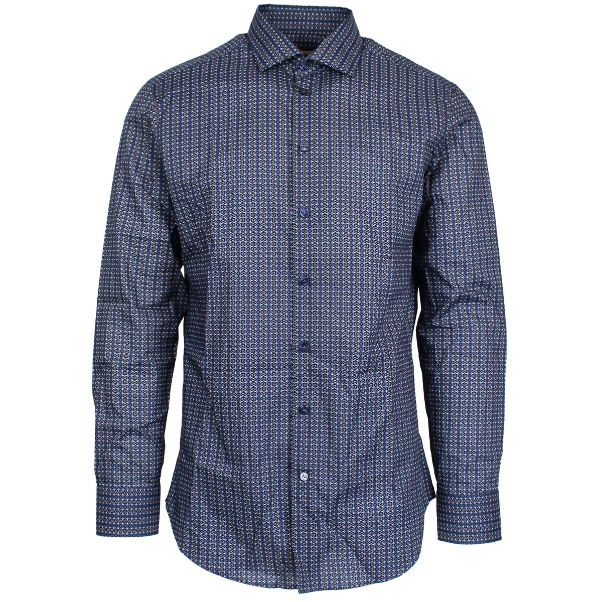 Camicia Spread slim fit Blu Etro