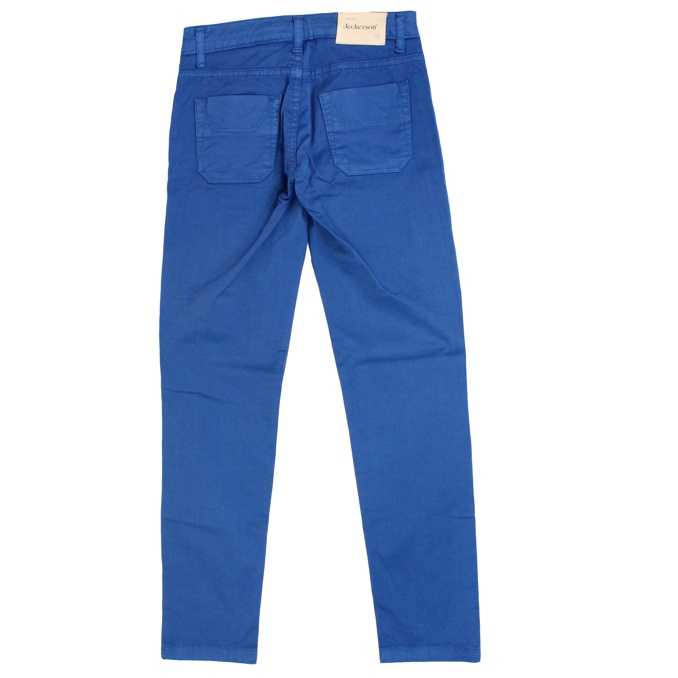 Stretch trousers with patches Ocean Jeckerson