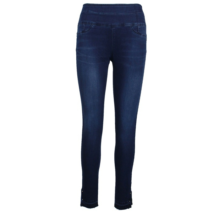 Stretch skinny jeans Dark denim Patrizia Pepe