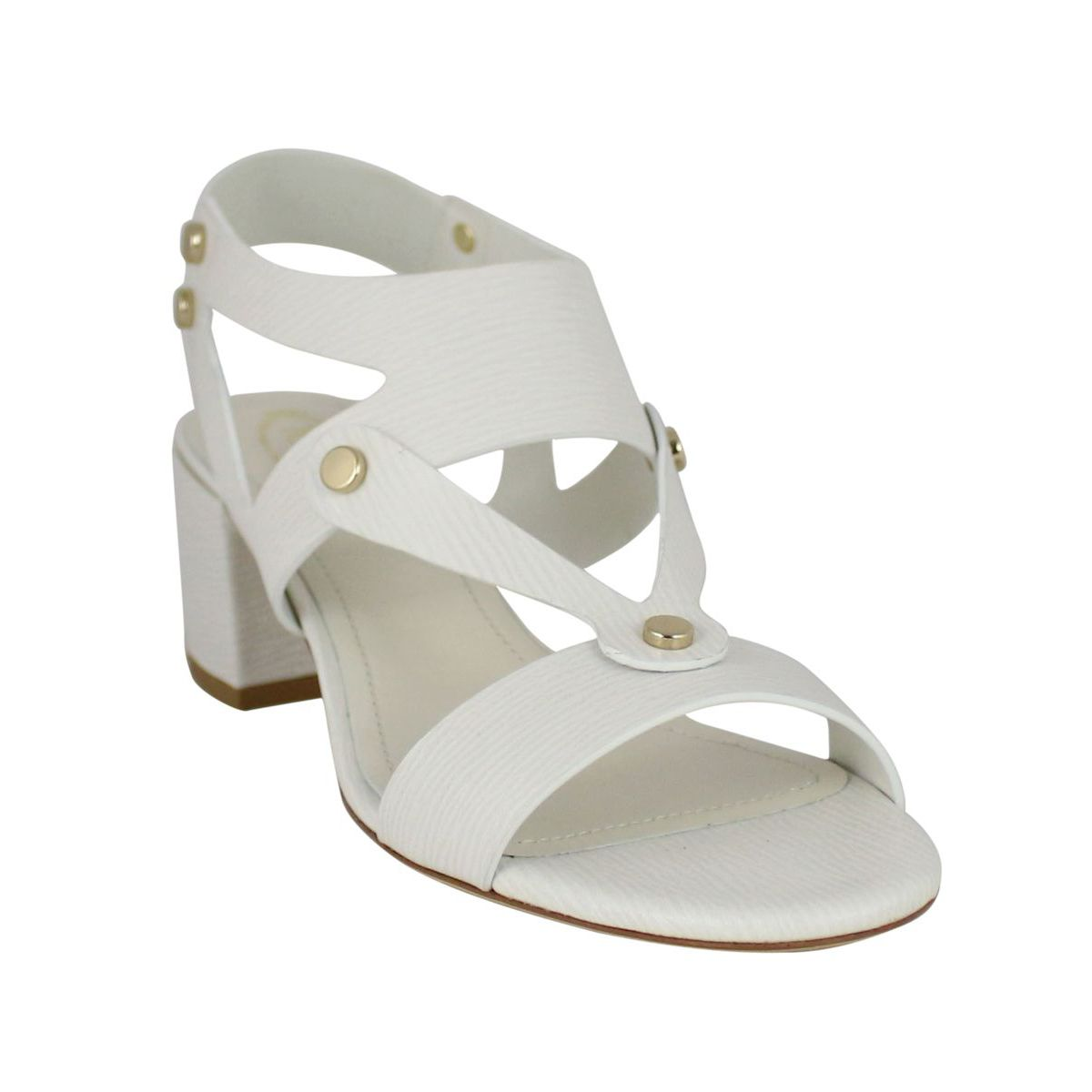 Sandal with heel T50 Cream Tod's