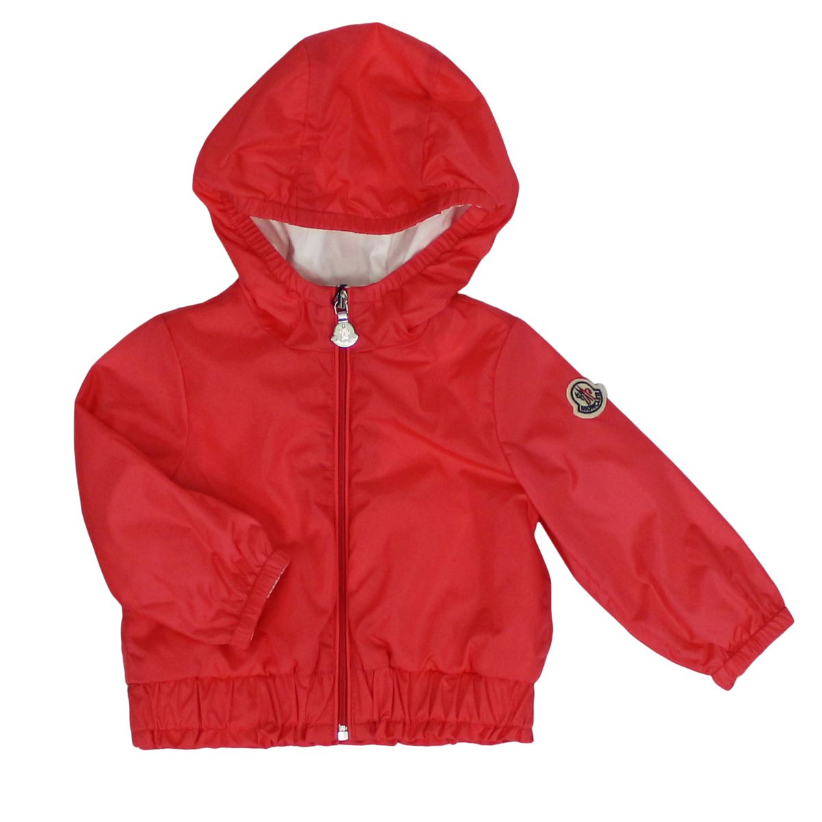 Hooded jacket Coral Moncler