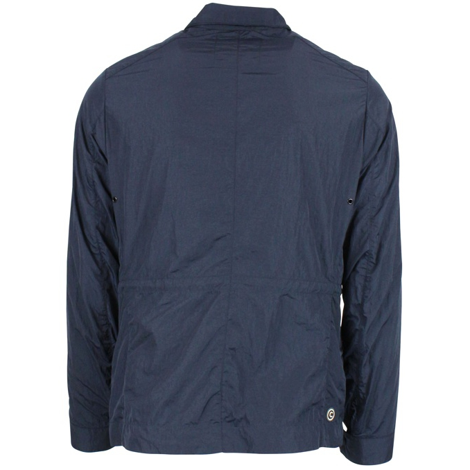Jacket with double pockets Blue Colmar