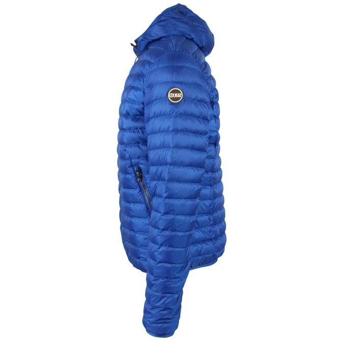 Down jacket with zip and hood Royal Colmar