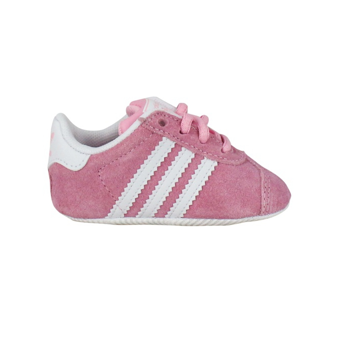 Crib Gazelles Rose ADIDAS