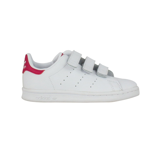 Stan smith snatches fuchsia White / fuchsia Adidas