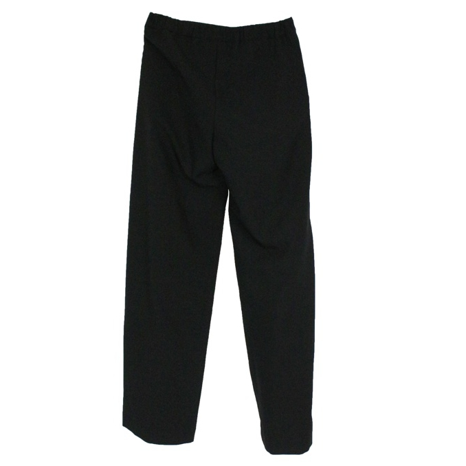 Wide stretch trousers Black Patrizia Pepe