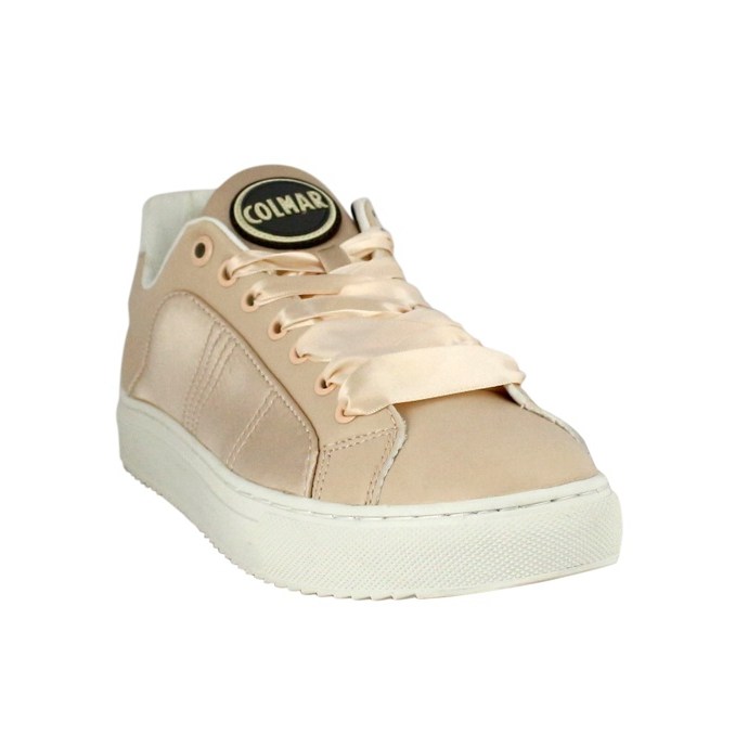 Sneakers Bradbury Satin Rose COLMAR SHOES