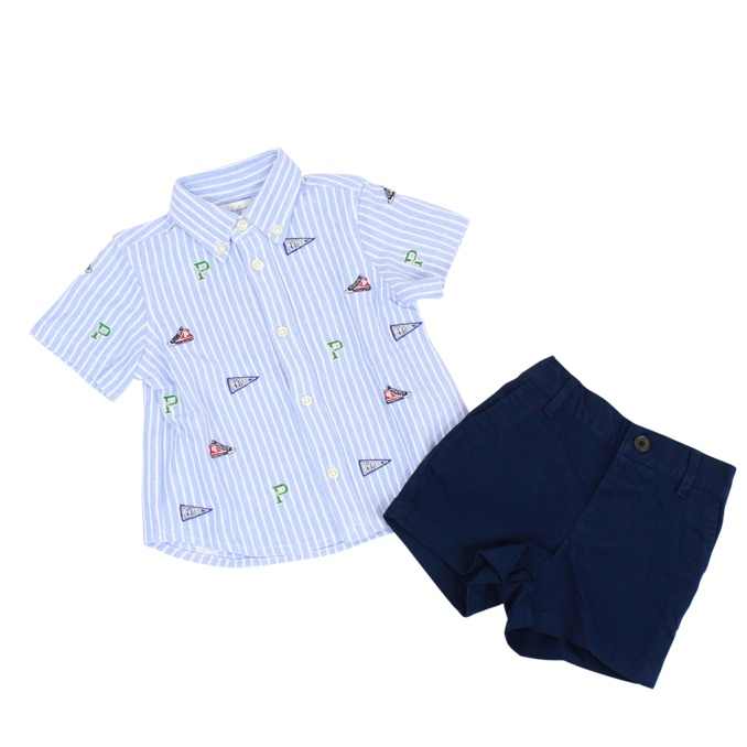 3a2733ad16 Shorts and shirt set