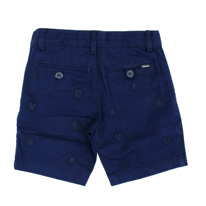 pants with tone-on-tone prints Navy Polo Ralph Lauren