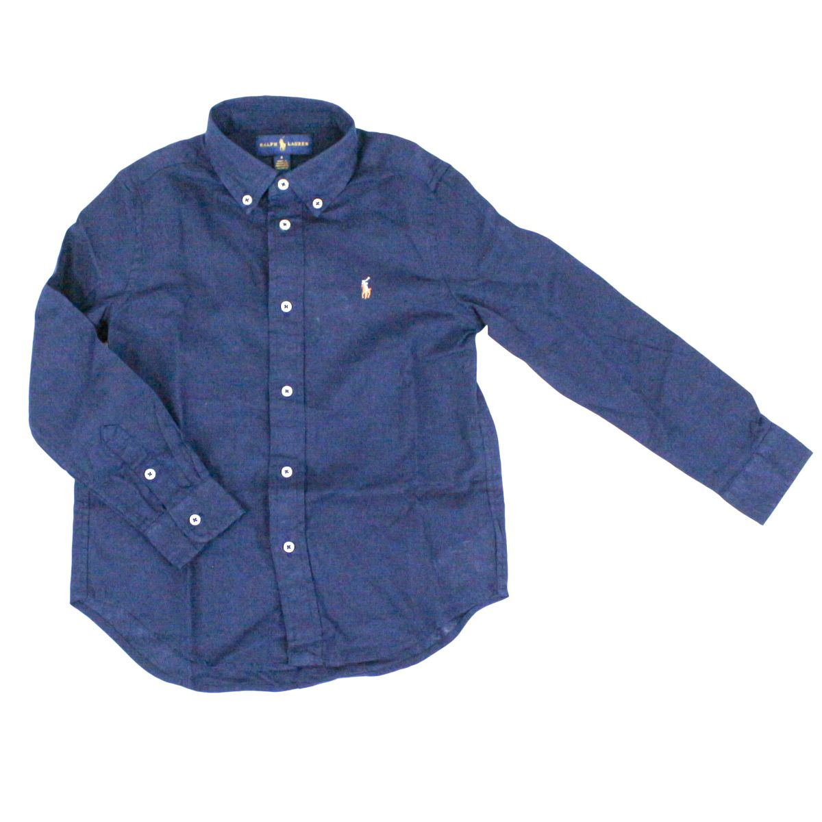 Linen blend shirt Navy Polo Ralph Lauren