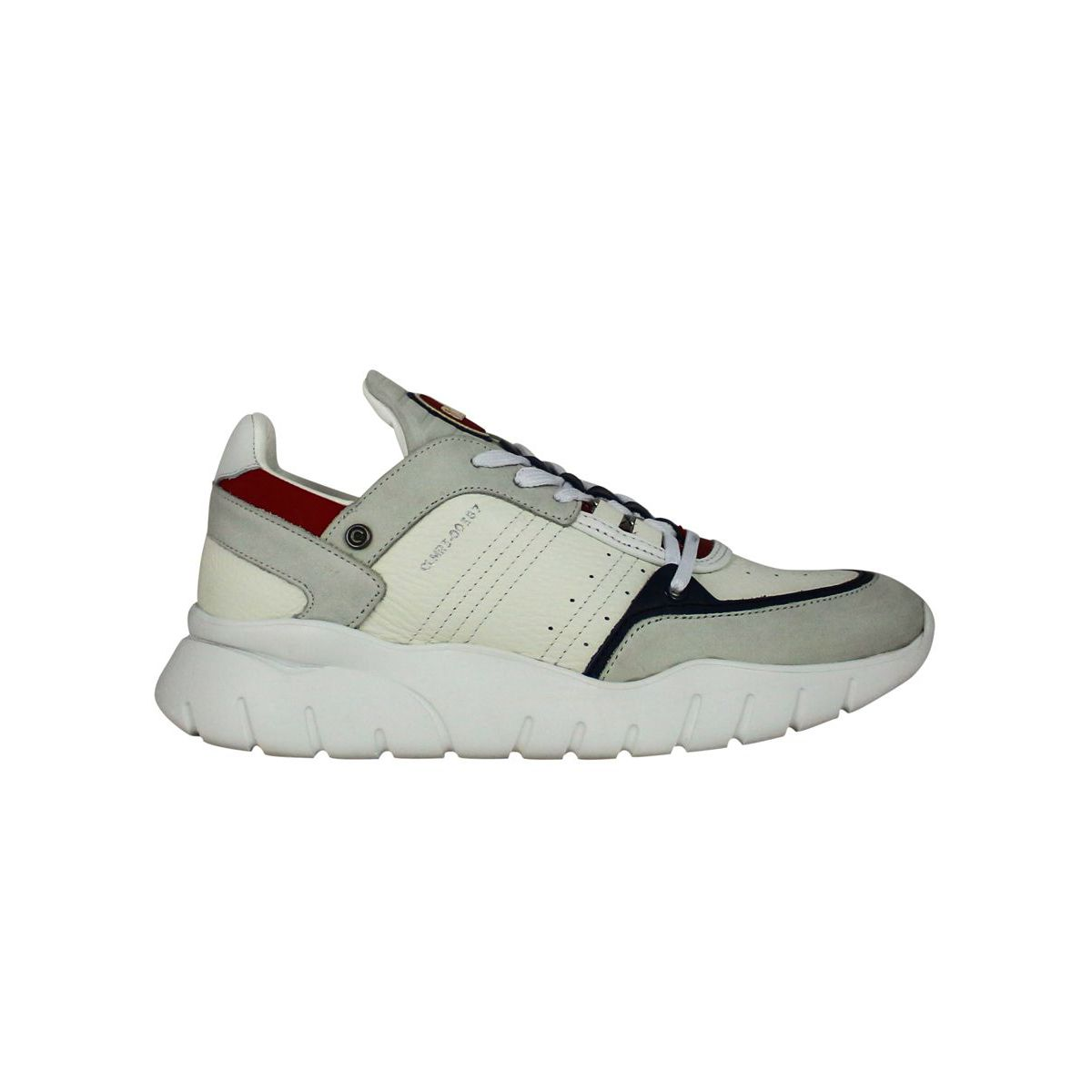 Sneakers Supreme Iconic Bianco/navy COLMAR SHOES