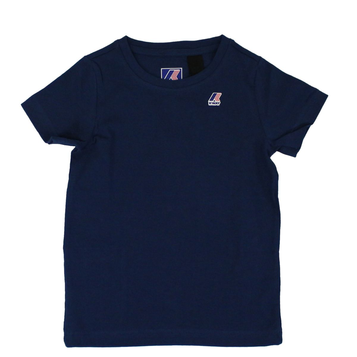 Le Vrai Edouard T-shirt Blue K-Way