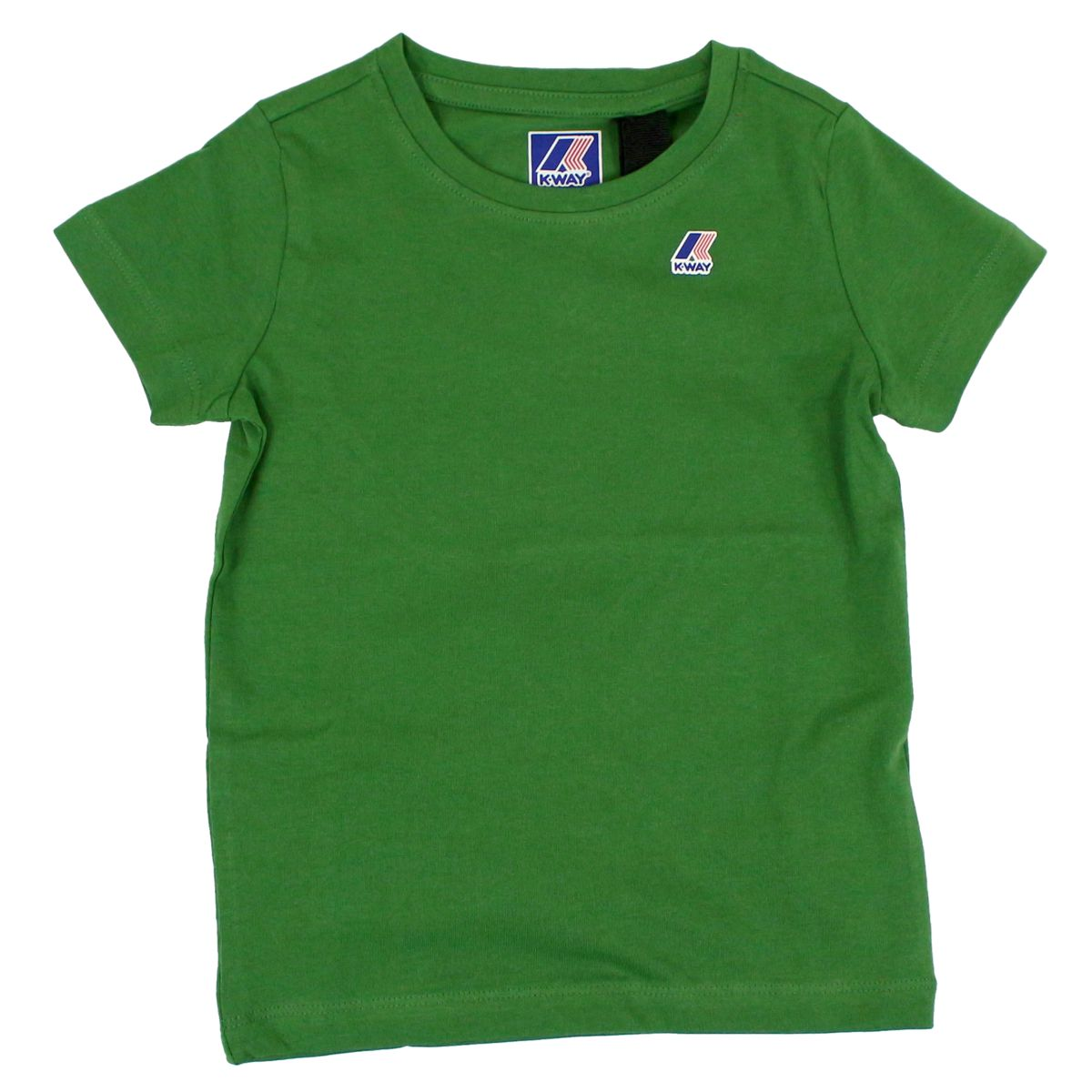 Le Vrai Edouard T-shirt Green K-Way