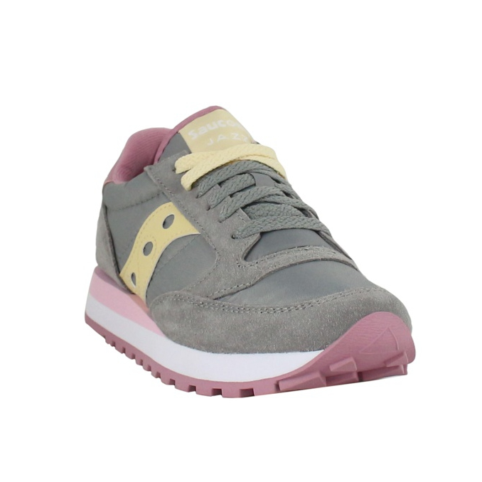 Jazz Sneakers 1044 Gray / pink Saucony