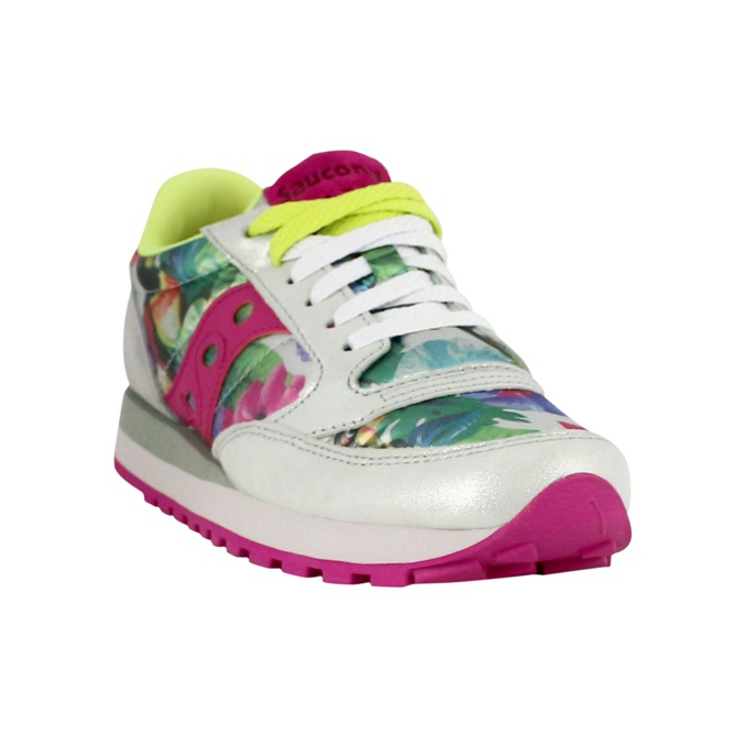 Sneakers Jazz Floral Floreale Saucony