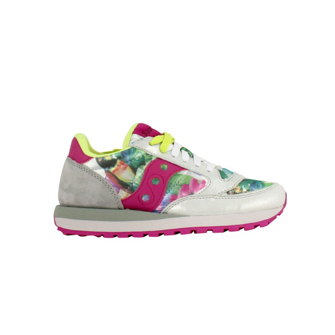 Jazz Floral Sneakers Floral Saucony