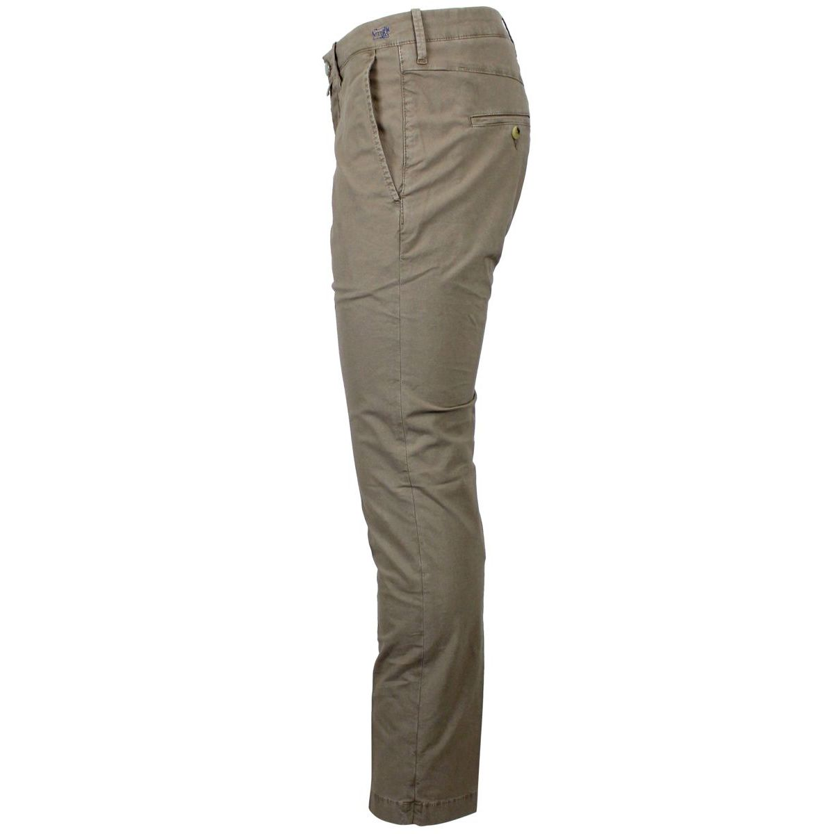 Trousers with American pocket Tortora Jacob Cohen