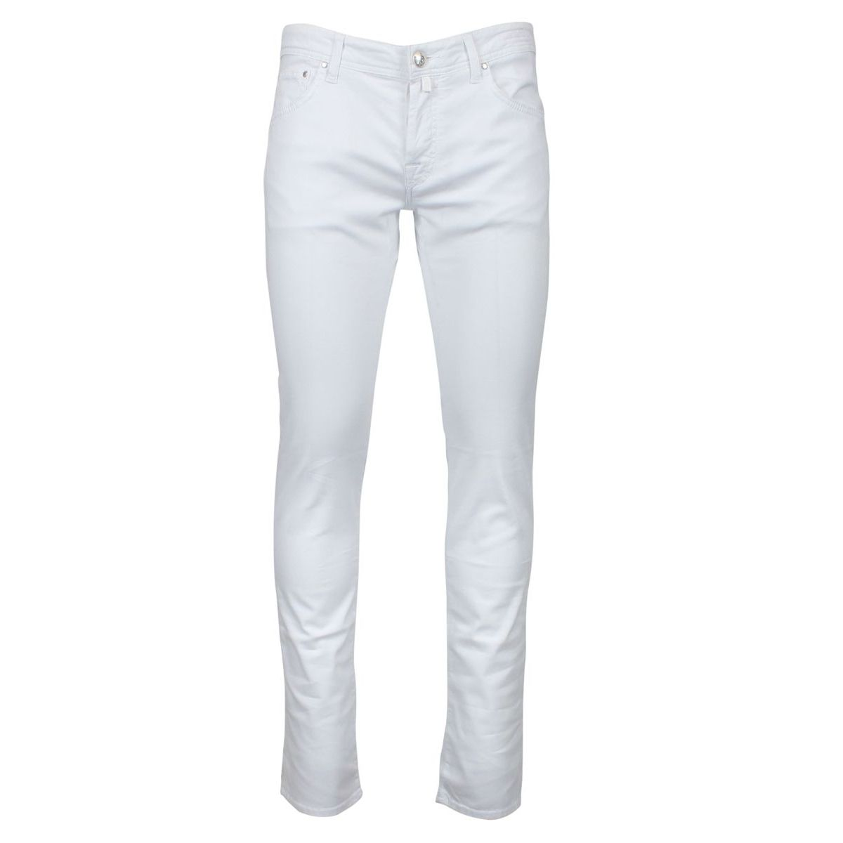 Trousers with pocket White Jacob Cohen