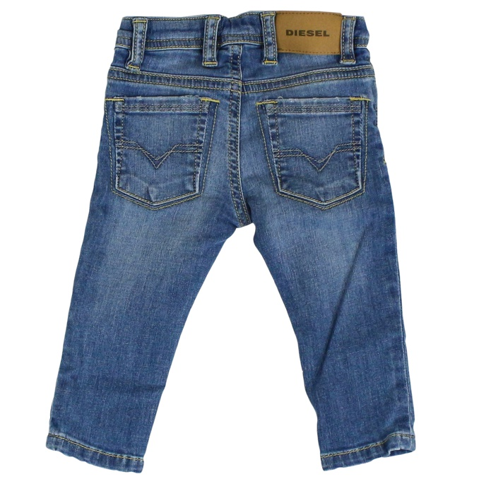 Sleenker jeans Denim DIESEL