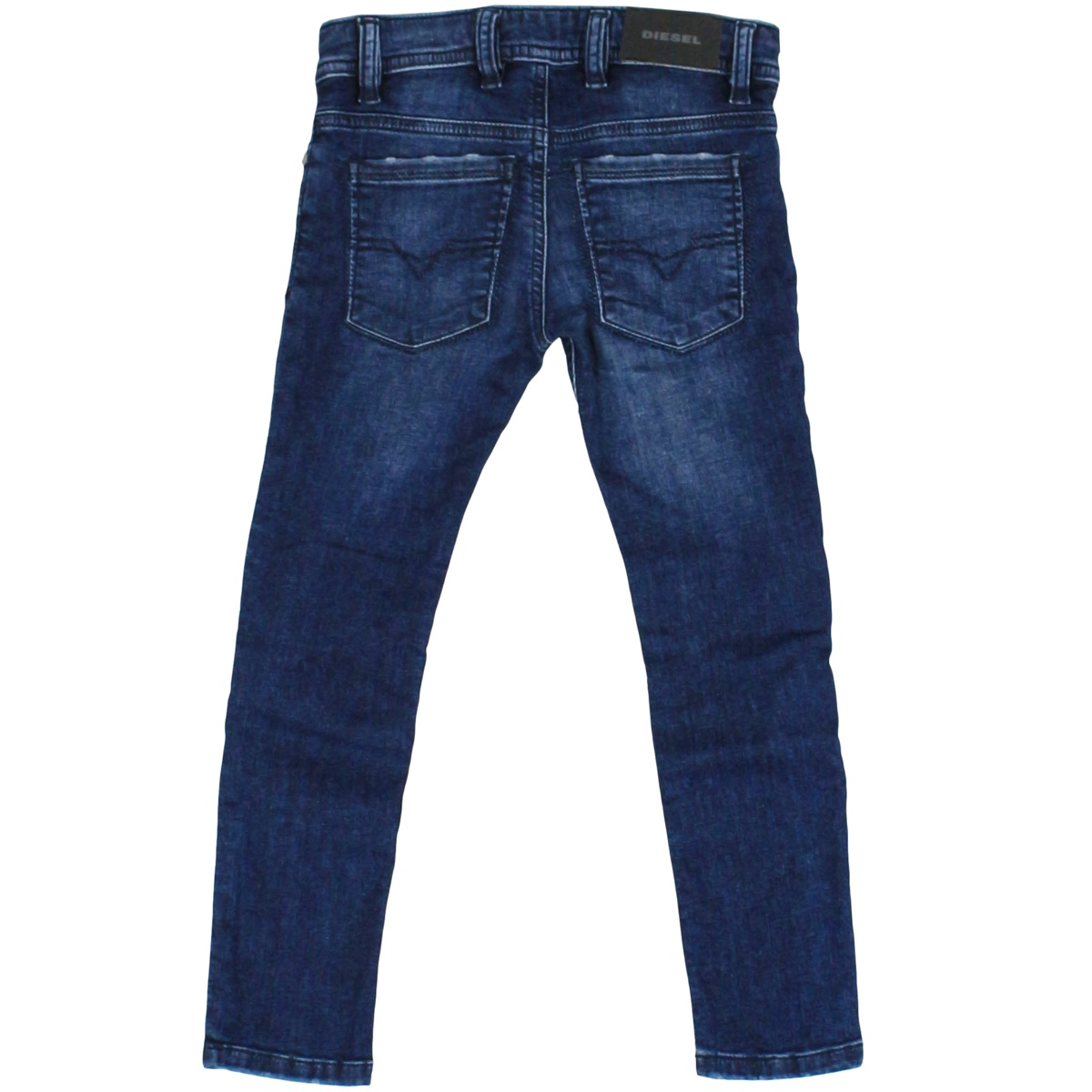 Sleenker jeans in stretch denim Denim DIESEL