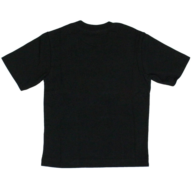 T-shirt with logo prints Black DIESEL