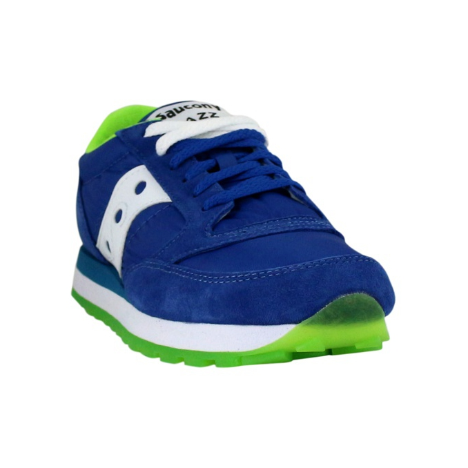 2044 jazz Blue / lime Saucony