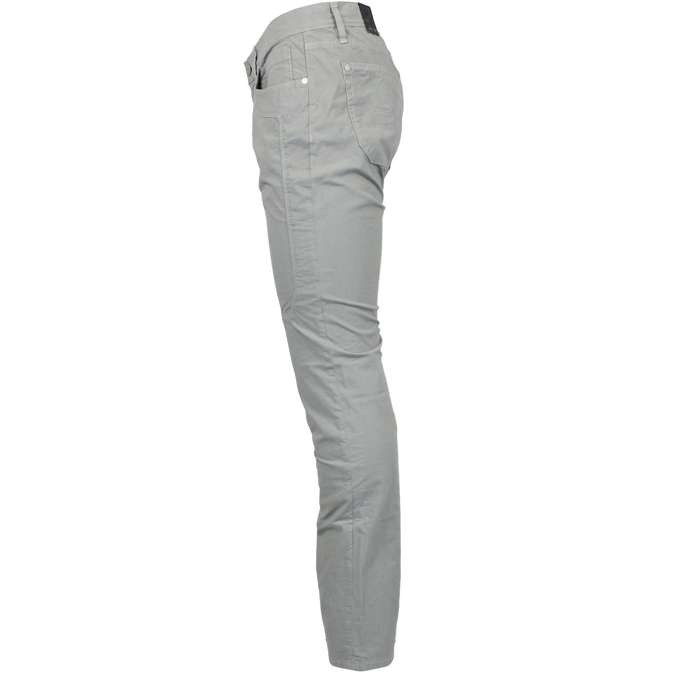 Slim patch trousers Grey Jeckerson