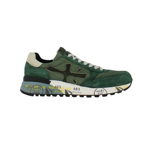 Mick sneakers Green Premiata