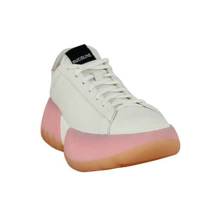 1454 Nappa colors R-bubble Pink / white RUCOLINE
