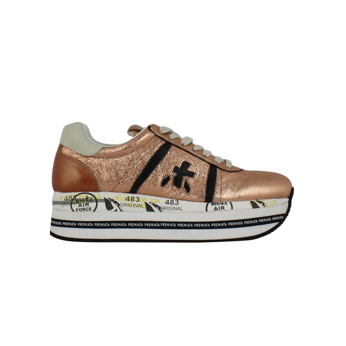Beth 3642 Sneakers Copper Premiata