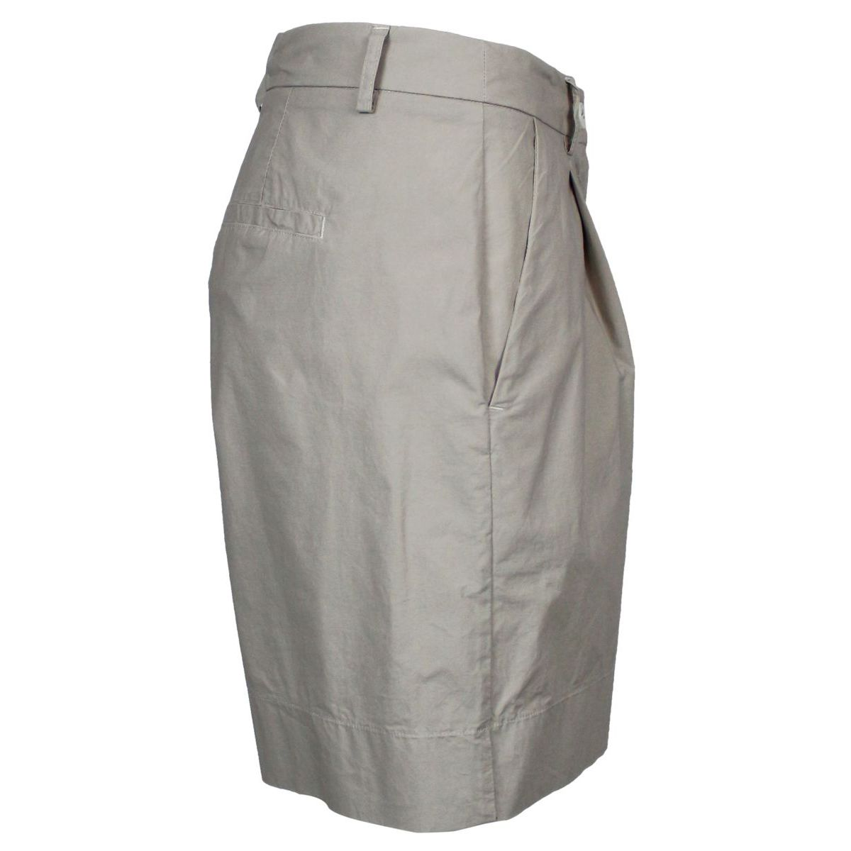 Short with pleats Grey Jeckerson